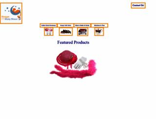shoppeatthemistymoon.com screenshot