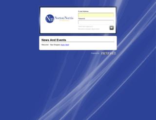 shopper-nortonnorris.archondev.com screenshot