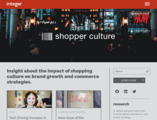 shopperculture.com screenshot