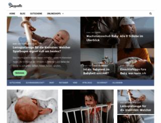 shopperella.de screenshot