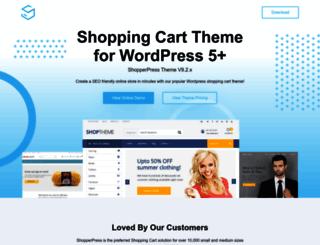 shopperpress.com screenshot