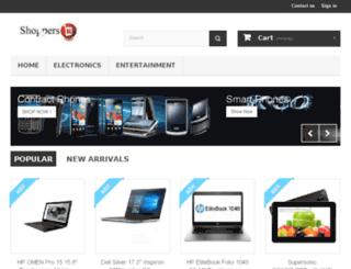 shoppersr.com screenshot