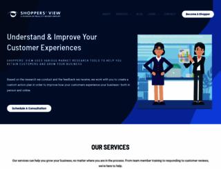 shoppersview.com screenshot