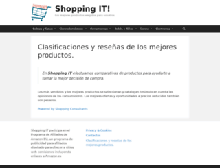 shopping-it.eu screenshot