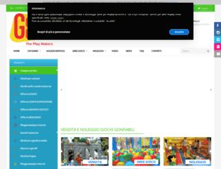 shopping.goldengames.org screenshot