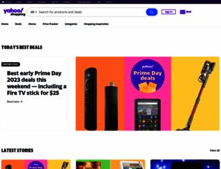 shopping.yahooapis.com screenshot