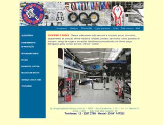 shoppingduasrodassjc.com.br screenshot