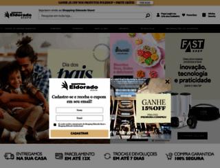 shoppingeldorado.com.br screenshot