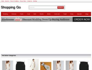 shoppinggo.info screenshot