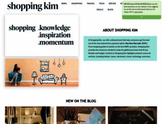 shoppingkim.com screenshot