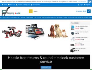 shoppingmate.co.uk screenshot