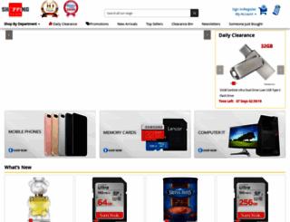 shoppingsquare.com.au screenshot