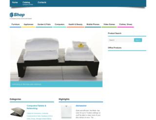shoppok.co.uk screenshot