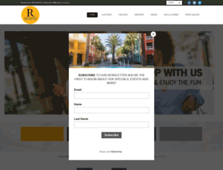 shoprenaissancecuracao.com screenshot