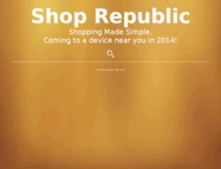 shoprepublic.com screenshot