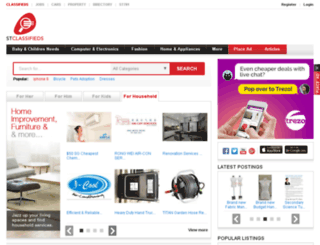 shops.st701.com screenshot