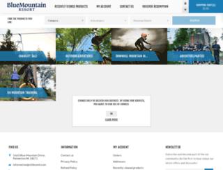 shopskibluemt.com screenshot