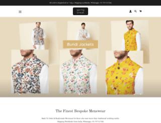 shopspringbreak.com screenshot