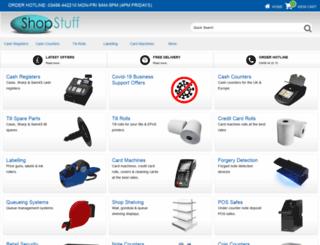 shopstuff.co.uk screenshot