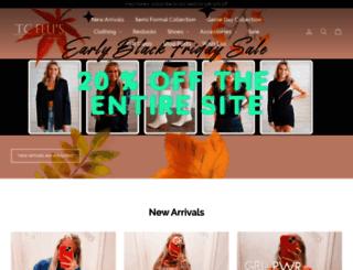 shoptcellis.com screenshot