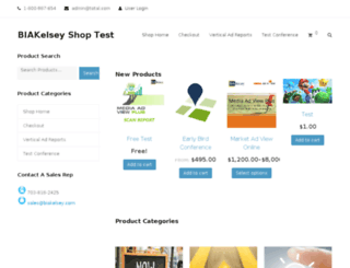 shoptest15.biakelsey.com screenshot