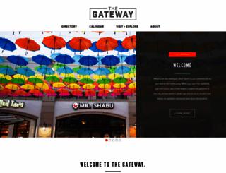 shopthegateway.com screenshot