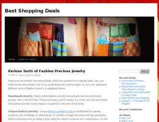 shopumba.com screenshot