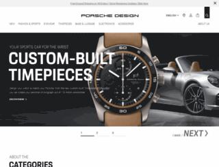 shopusa.porsche-design.com screenshot