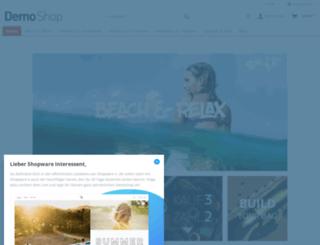 shopwaredemo.de screenshot