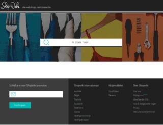 shopwiki.nl screenshot