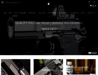 shopwilsoncombat.com screenshot