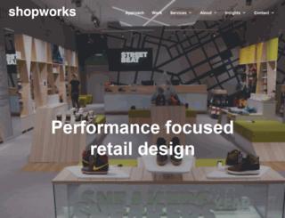 shopworks.co.uk screenshot