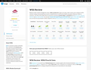 shopwss.knoji.com screenshot