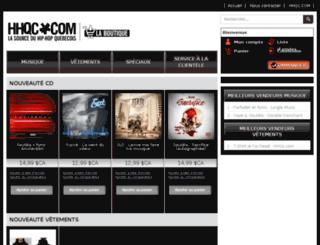 shopzone.hhqc.com screenshot