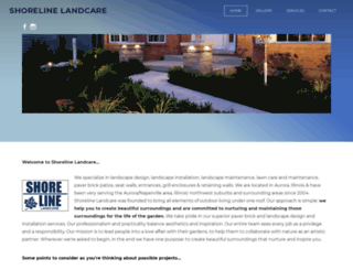 shorelinelandcare.com screenshot