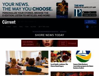 shorenewstoday.com screenshot