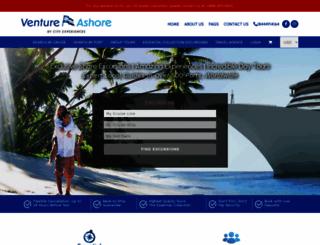 shoretrips.com screenshot