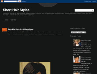 short-hair-styles-latest.blogspot.com screenshot