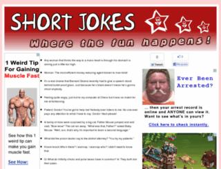 short-jokes.net screenshot