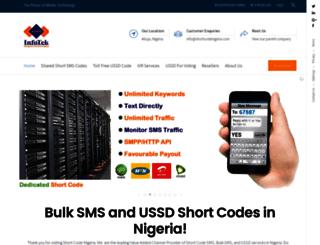 shortcodenigeria.com screenshot