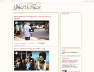 shortfilmsarea.blogspot.in screenshot