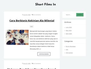 shortfilmsin.com screenshot