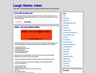 shortjokes4u.blogspot.com screenshot