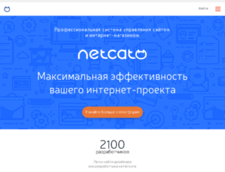 shortpage.netcat.ru screenshot
