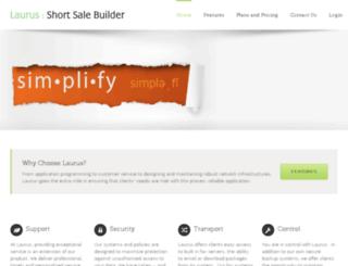 shortsalebuilder.com screenshot