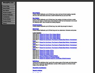 shortypen.com screenshot