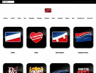 shortysinc.com screenshot