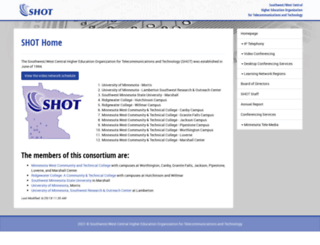 shot.smsu.edu screenshot