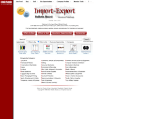 showair-beijing-technology-co-ltd.imexbb.com screenshot