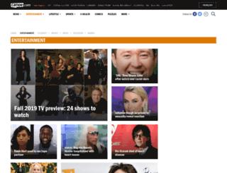 showbiz.canoe.com screenshot